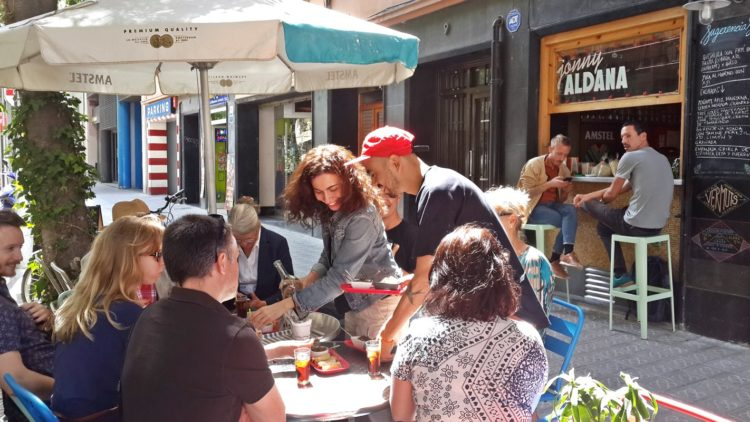 Barcelona Eat Local Food Tours