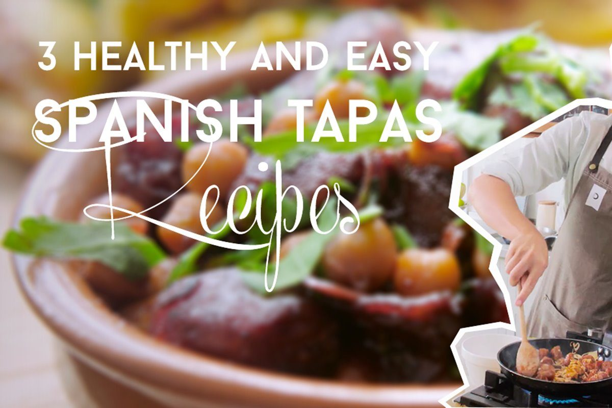 Easy spanish tapas recipes barcelona eat local food tours gastronomy forumfinder Choice Image
