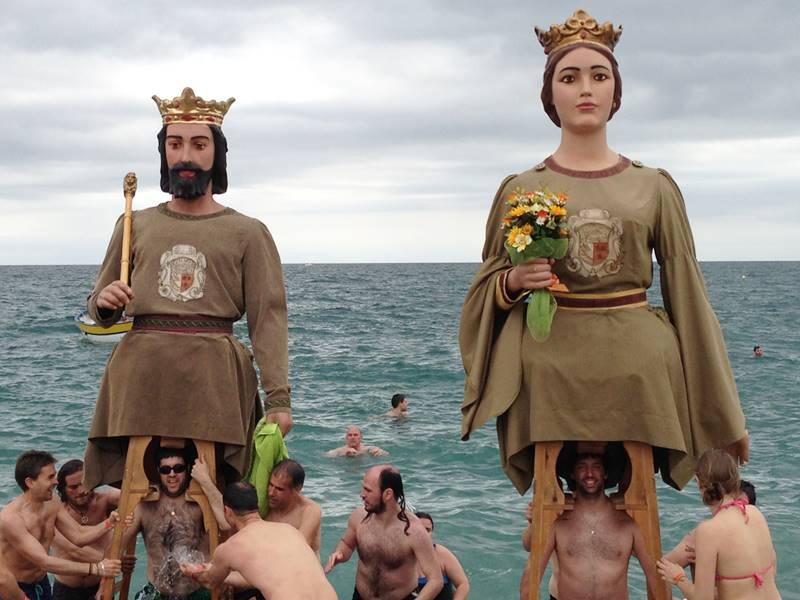 giants in the sea by Barcelona Eat Local food tours