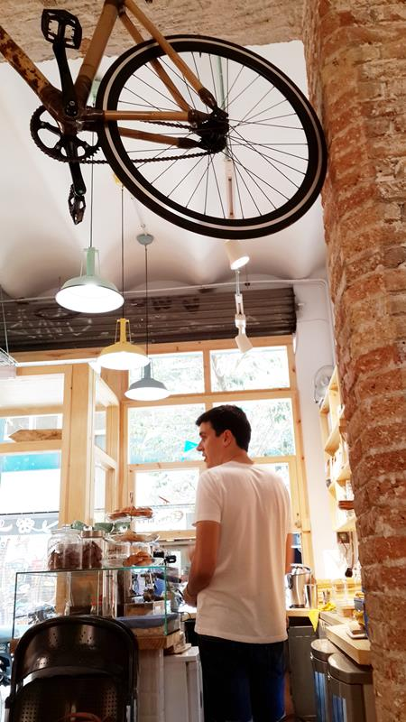Best Cafes In Born Barcelona