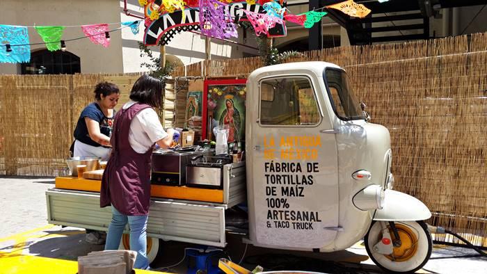 La Antigua De Mexico Delicious Street Food In Barcelona