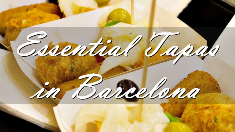Barcelona tapas for food lovers barcelona eat local food tours barcelona culture forumfinder Gallery