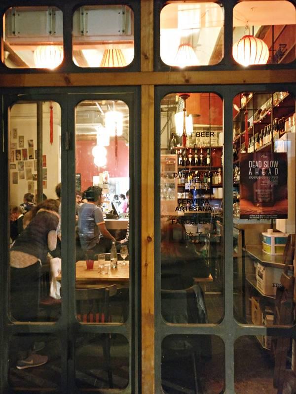 Bar at El Born
