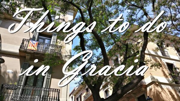 Barcelona travel blog by the locals barcelona eat local food tours top 15 things to do in gracia barcelona fandeluxe Gallery