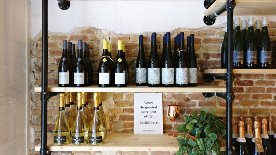 Wine studio at El Born