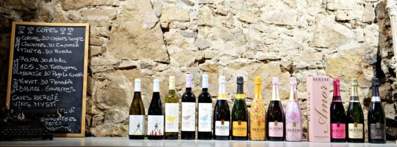 Wines and Cava
