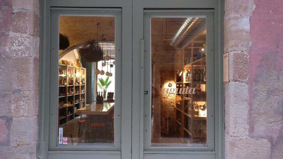 Aguita vins in Barcelona