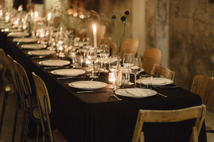 Why Not Join A Clandestine Dinner In Barcelona It Is An Awesome Activity For Large Group Meal With Plenty Of Fun Included