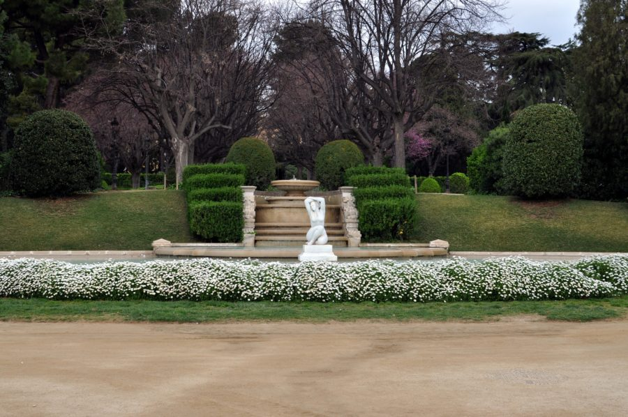Pedralbes palace gardens